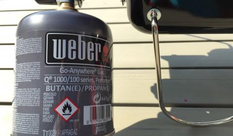 weber go anywhere gas unboxing erster test bbqlicate grill bbq blog. Black Bedroom Furniture Sets. Home Design Ideas