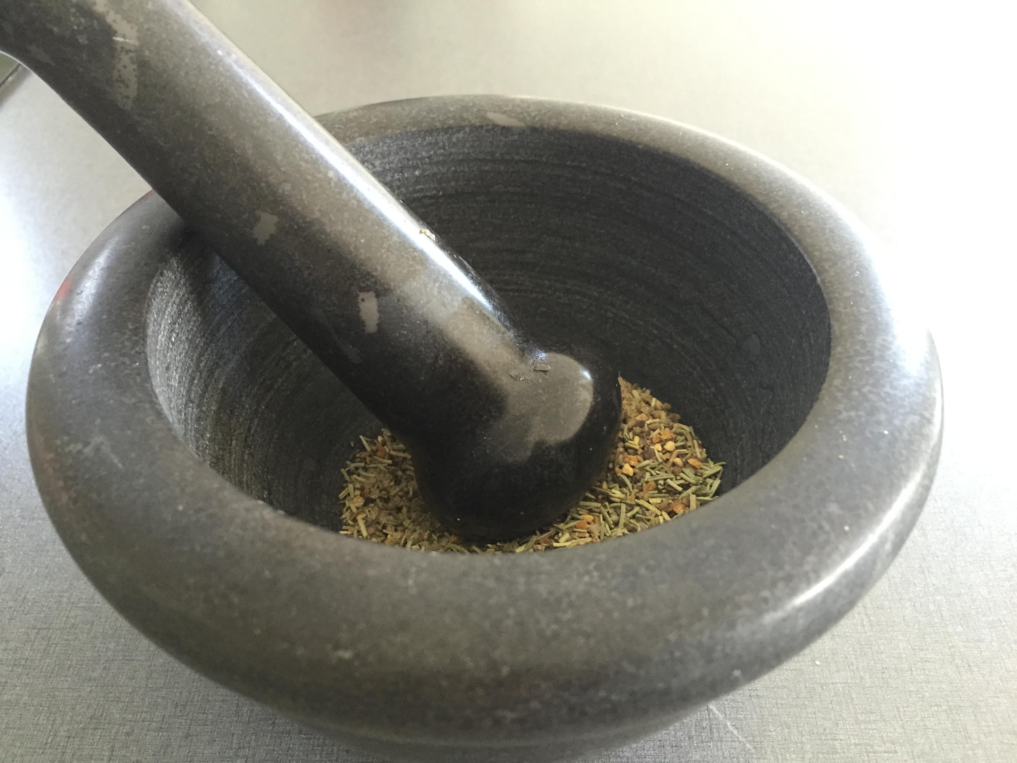 Gewürz-Kräuter-Mischung