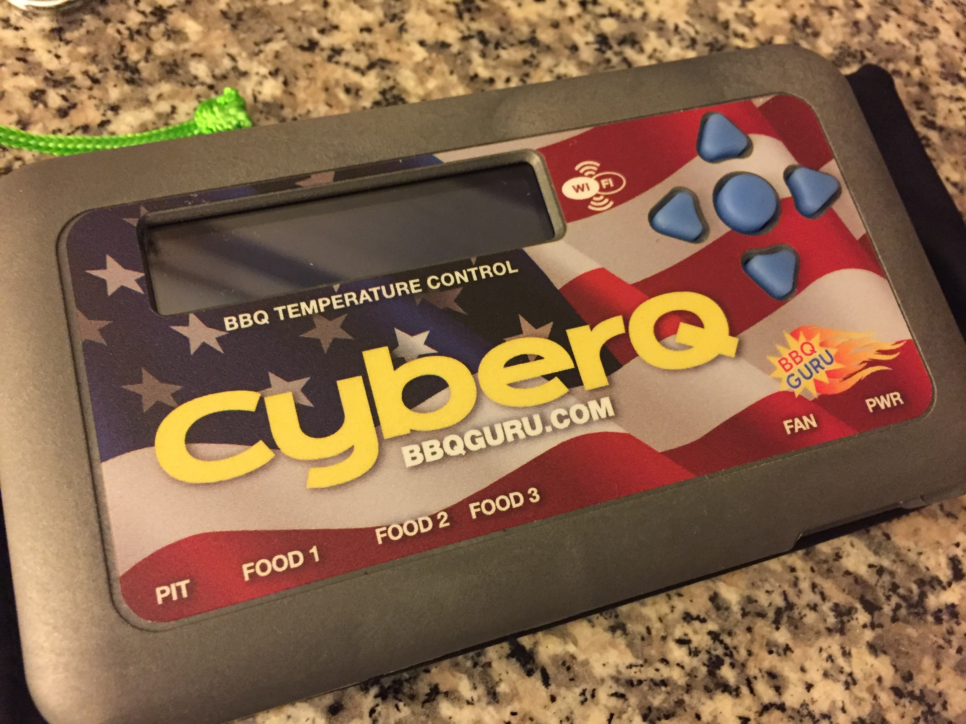 CyberQ Hero Flag Edition