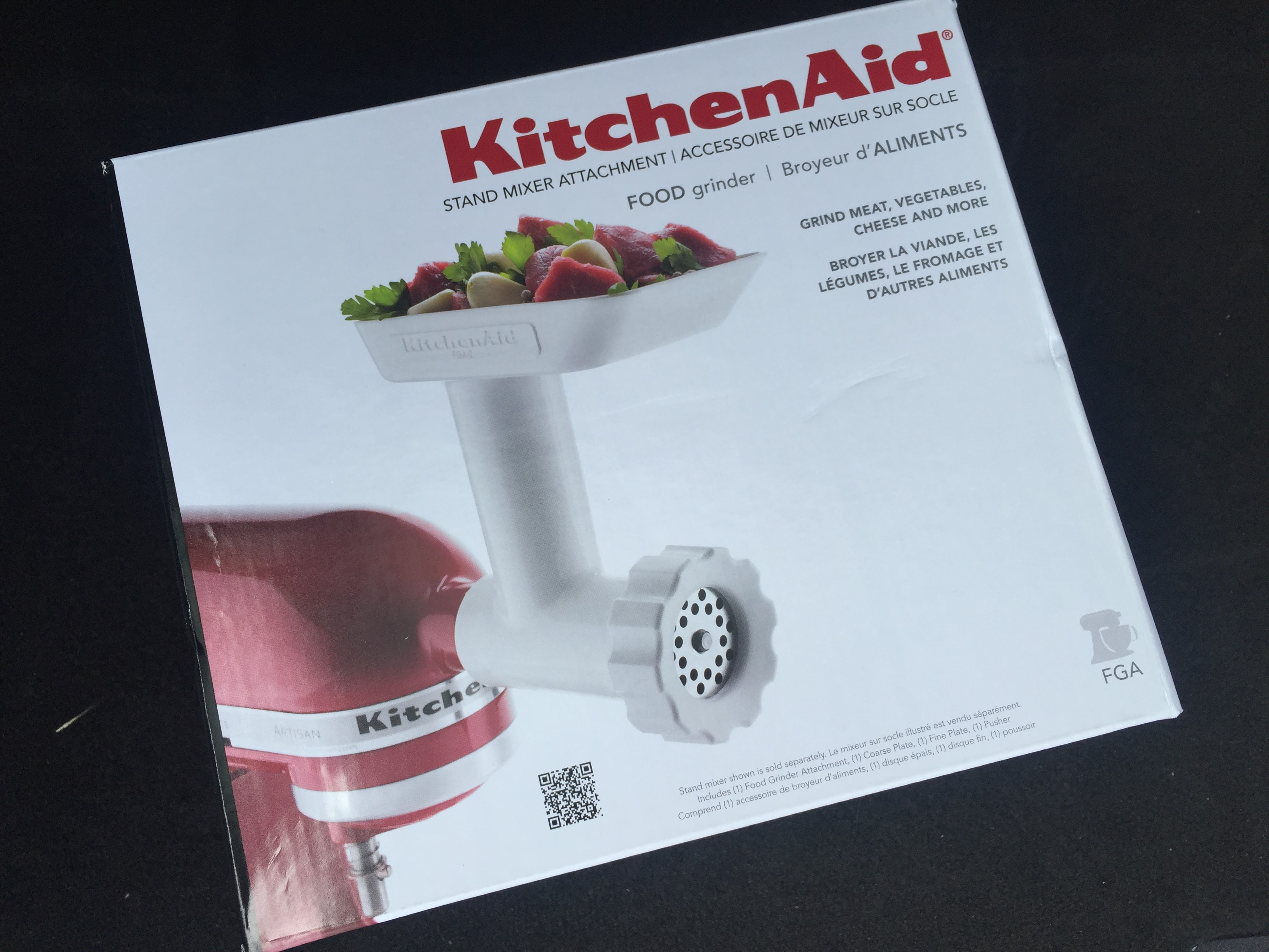 KitchenAid Fleischwolf