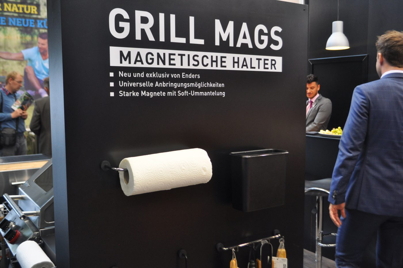 Grill Mags by Enders – Spoga 2016