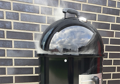 Weber Smokey Mountain 47