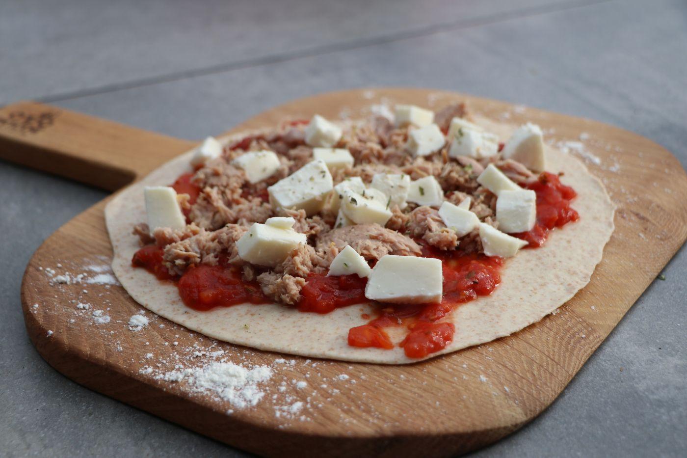 Pizza vom OFB
