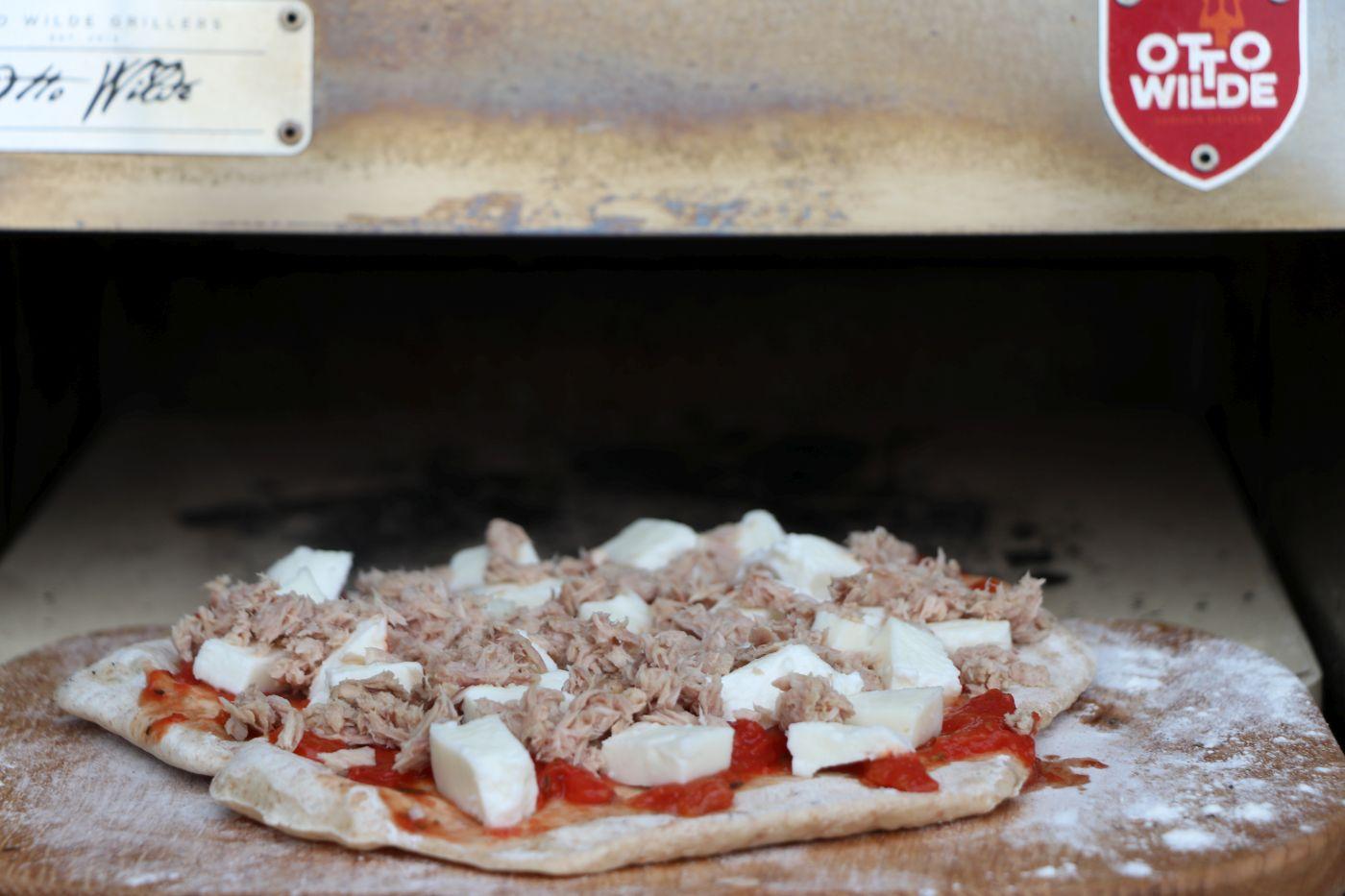 PIzza unter 60 Sekunden
