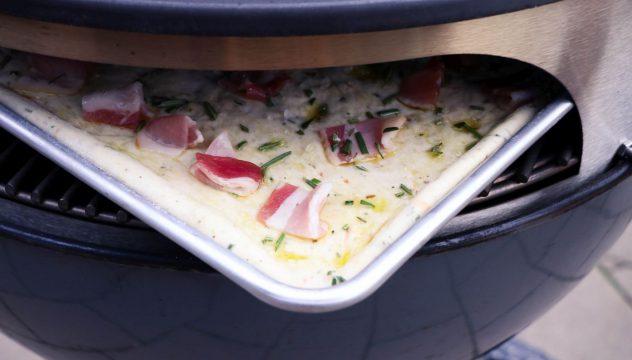 Focaccia vom Moesta Pizzaring