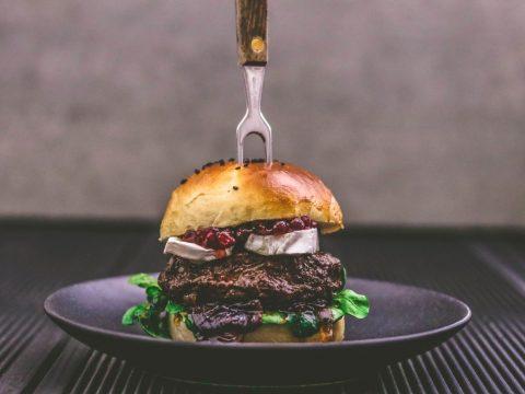 Wilder Brie Burger