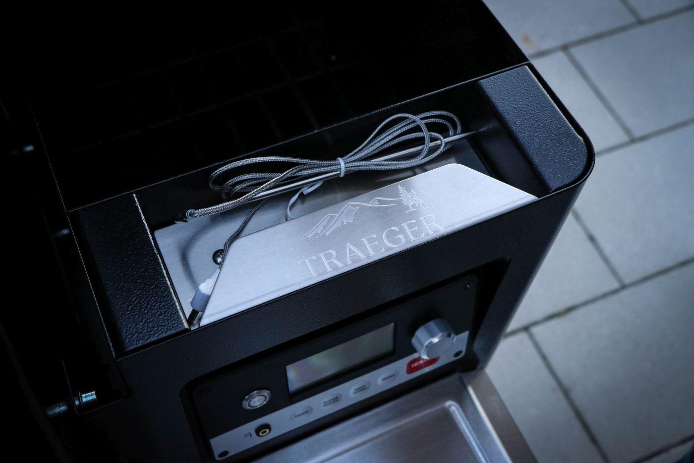 Aufbewahrungsbox für das Thermometer