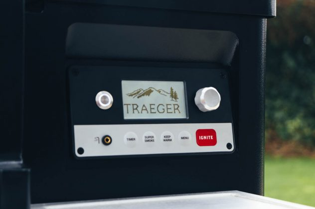 Traeger Timberline WiFIRE Controller