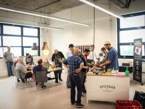 Spicebar Blogger Event - Food'n'Spice