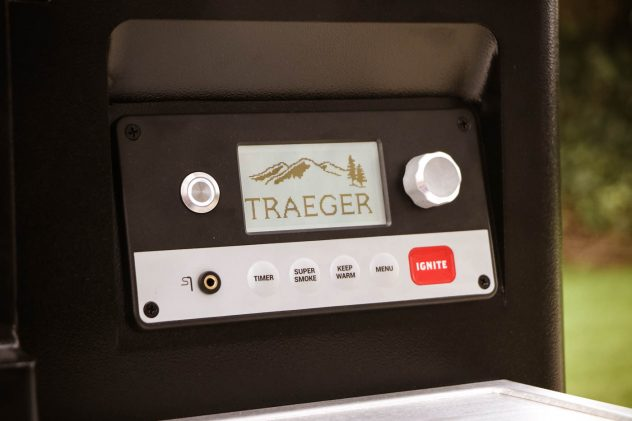 Traeger-WiFIRE-Controller-