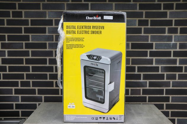 Unboxing-Vorstellung-Char-Broil-Digital-Smoker-1