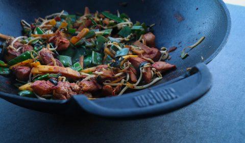 Wok Für Gasgrill : Grill wok systeme im vergleich bbqlicate grill & bbq blog