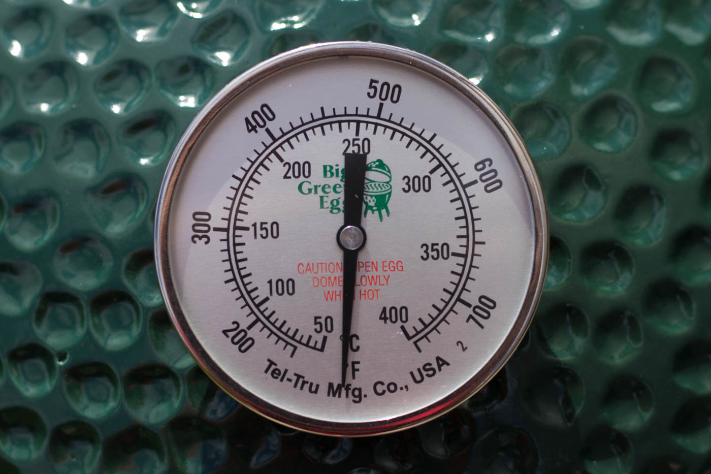 Das neue Tel Tru Thermometer