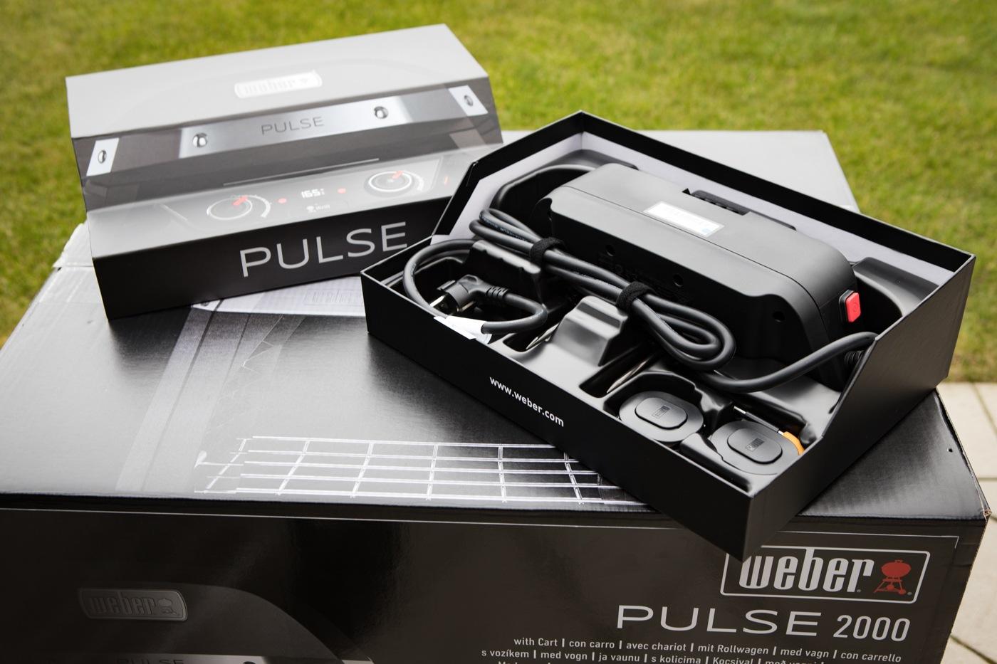 Der Controller des Pulse 2000