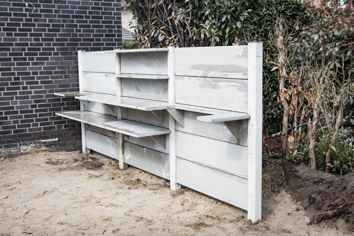 Outdoor Küche Wwoo : Aufbau und vorstellung der wwoo betonküche grill bbq