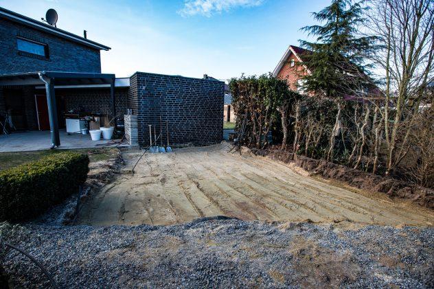 Outdoor Küche Instagram : Bodenarbeiten fundamente für die outdoorküche grill bbq