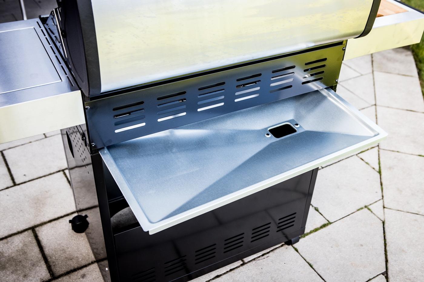 Fettblech (Spülmaschinen geeignet)