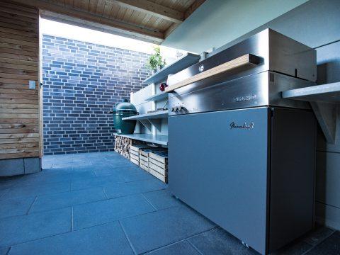 Outdoorküche Garten Xl : Oneq gasgrill outdoorküchen modul inox bevemo die