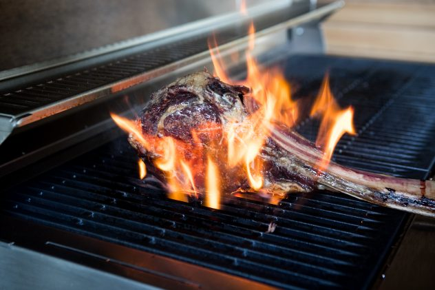 Steak Ruckwarts Grillen Bbqlicate Food Bbq Blog
