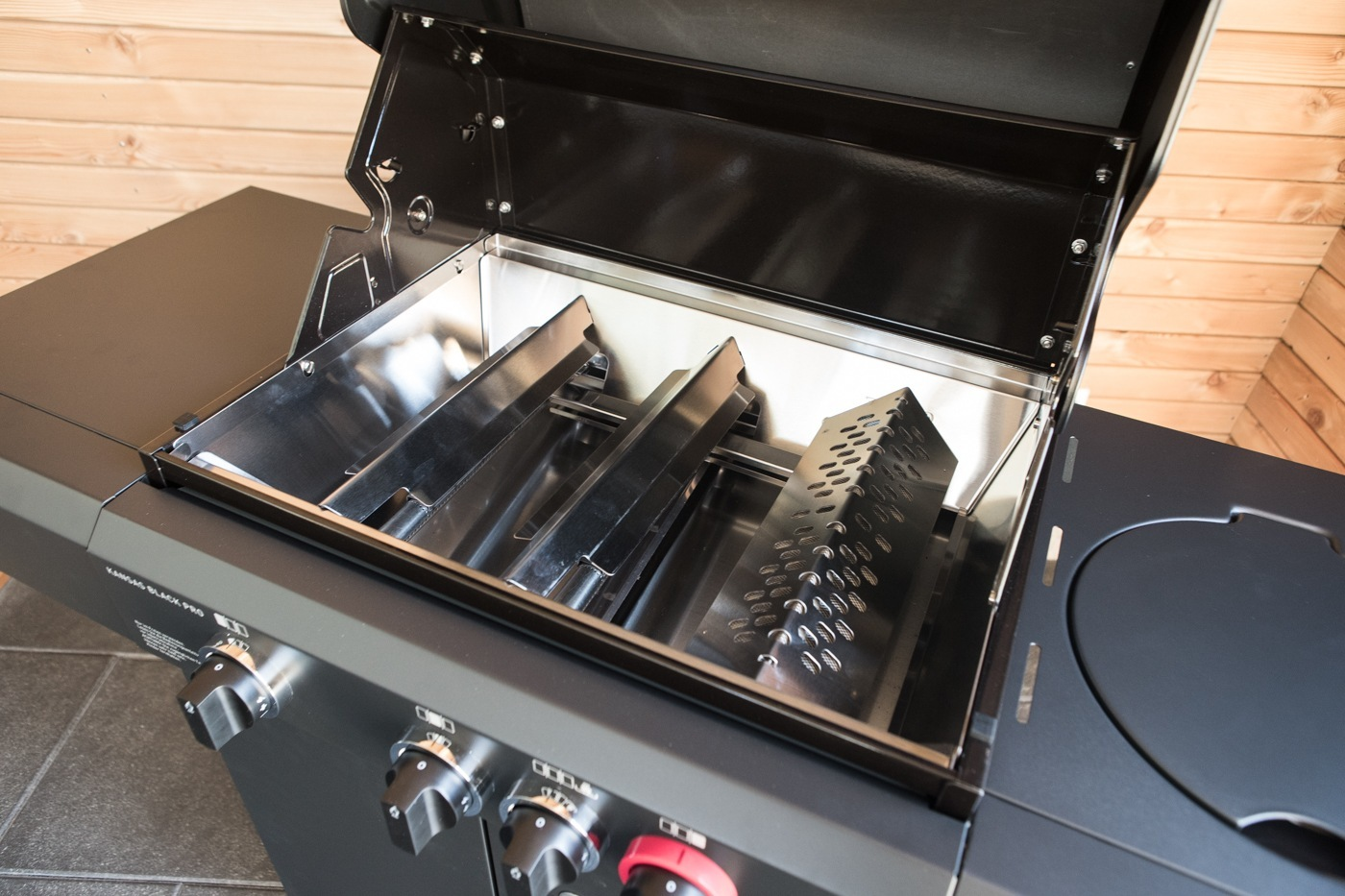 Aldi Gasgrill Silverline : Enders gasgrill kansas pro sik turbo test frage zu enders