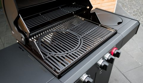Enders Gasgrill Kansas 4 : Testbericht enders kansas gasgrill black pro 3 k turbo vorstellung