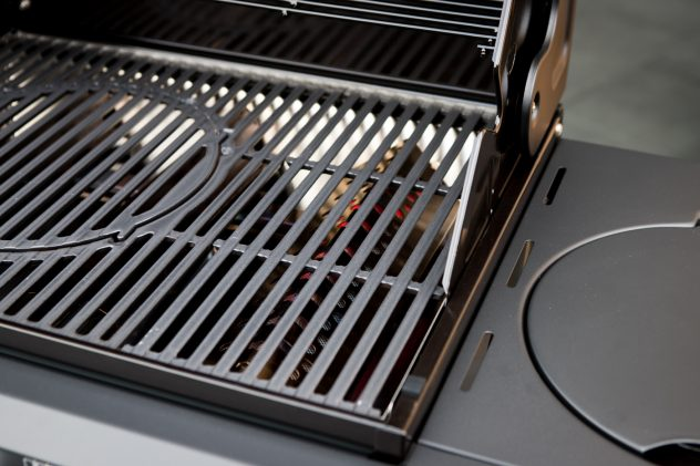 Enders Gasgrill Turbo Zone : Testbericht enders kansas gasgrill black pro k turbo vorstellung