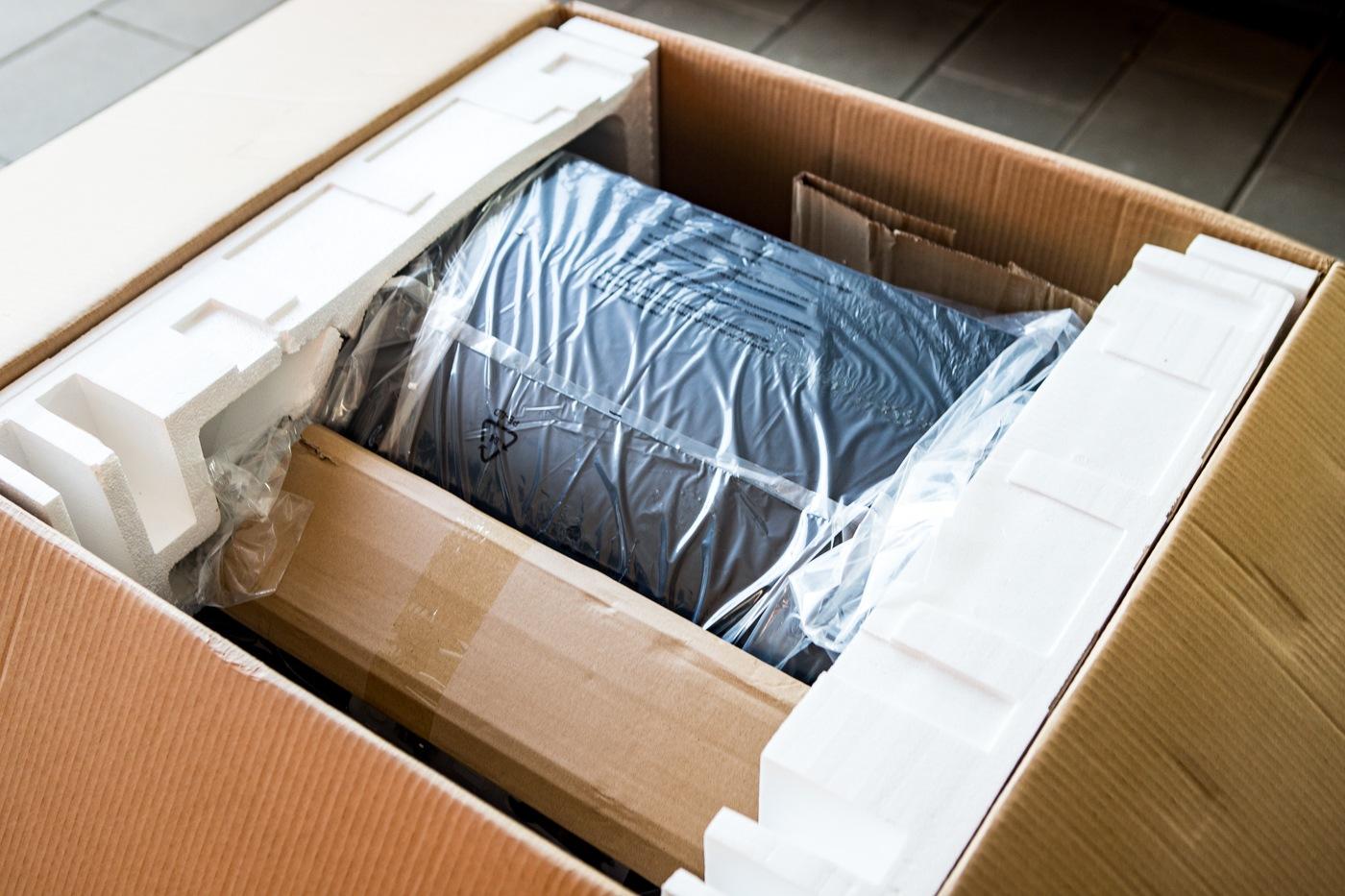 Stabil verpackt