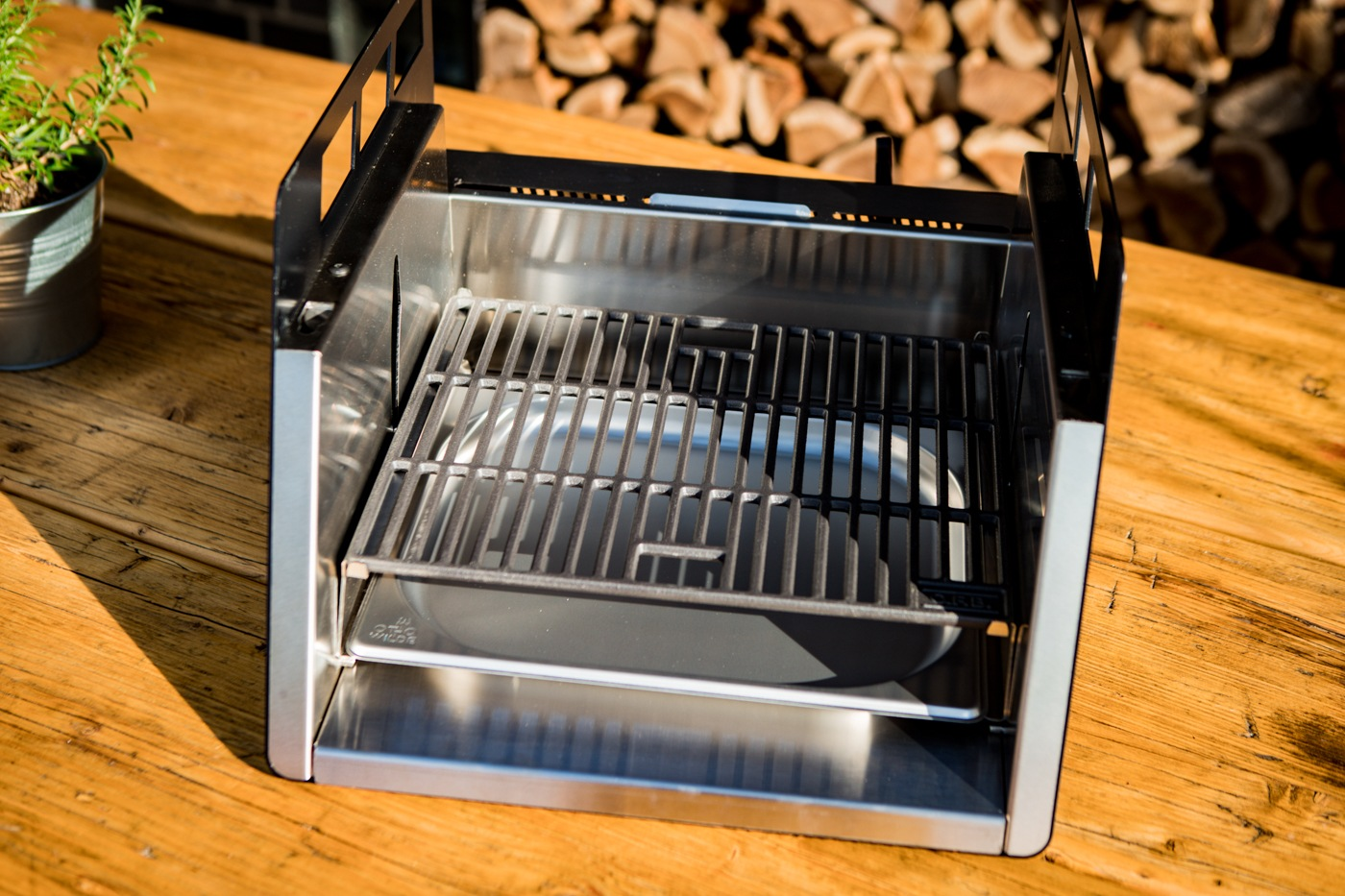 Outdoor Küche Otto : Testbericht: otto wilde grillers e ofb elektronischer oberhitzegrill