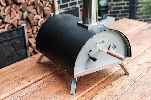 Outdoorküche Klappbar Test : Vorstellung nero pizzaofen test bbqlicate grill bbq